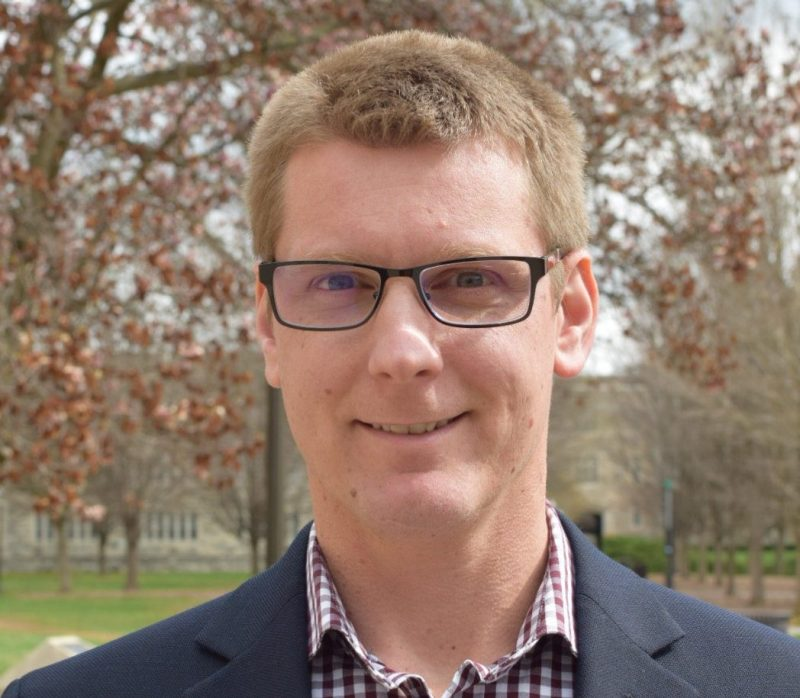 John Matson receives Humboldt Research Fellowship